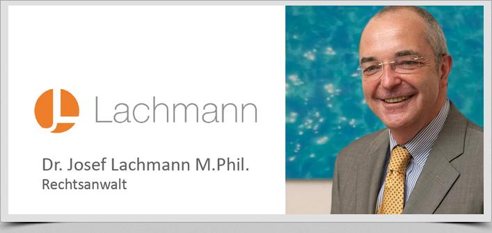 Dr. Josef Lachmann M.Phil. Rechtsanwalt, Wien, �sterreich